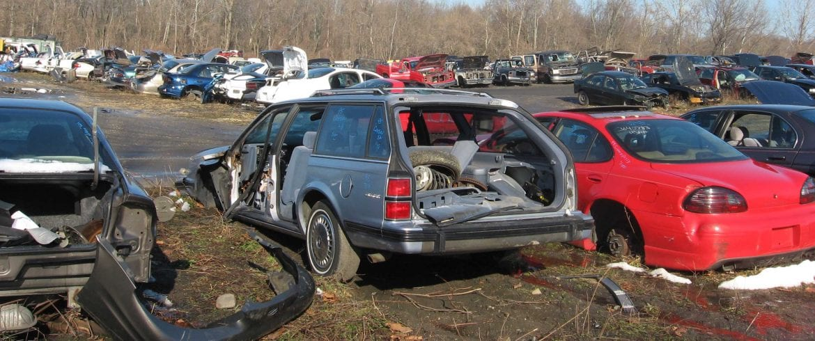 How to Sell Your Old Scrap Car in Australia